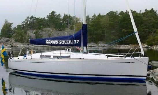 Charter Grand Soliel 37 In Svendborg