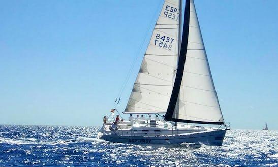 Oceanis 393 Rental In Puerto Calero