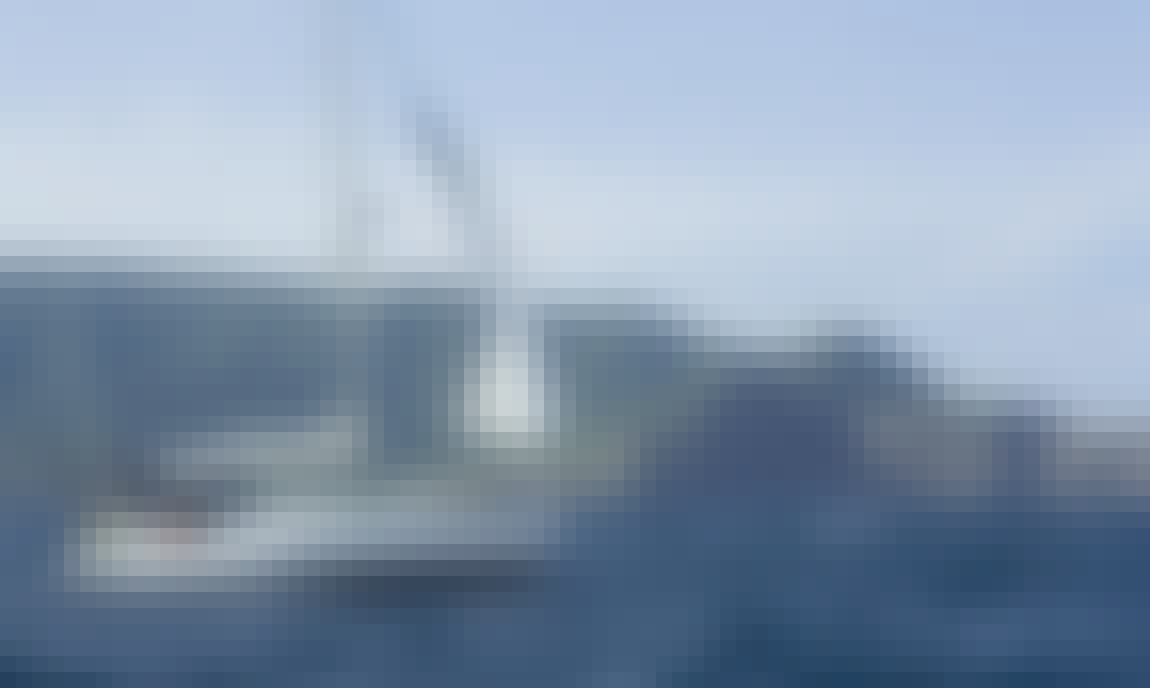 "Sailing Charter On 38ft ""Maluco"" Sailing Yacht In Portobelo, Panama"