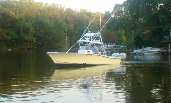 Fishing Charter 33ft