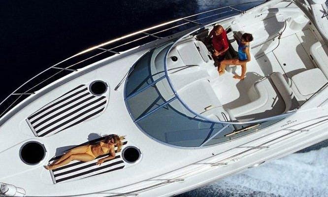 Motor Yacht Charter in Barcelona, Spain