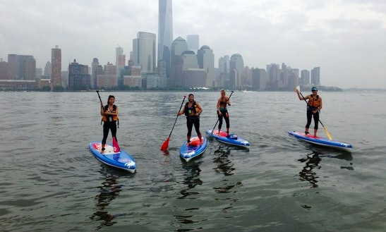 Paddleboard Rental & Tours In Manhattan