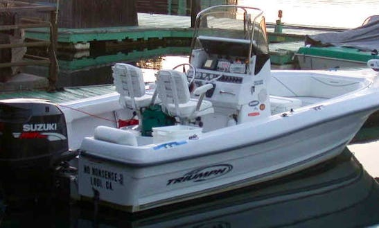 22' Guided Fishing Boat In Lodi