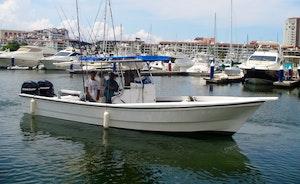 Panga Fishing Charter in Puerto Vallarta