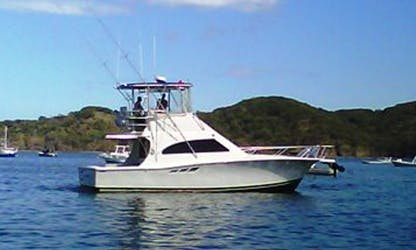 Ryan Lindi Fishing Charter in Guanacaste