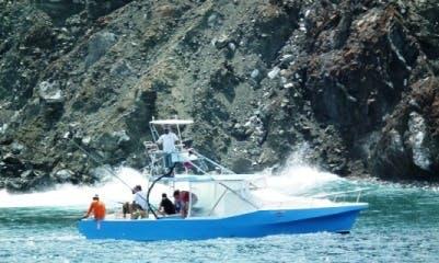 Cormoran Fishing Charter in Guanacaste