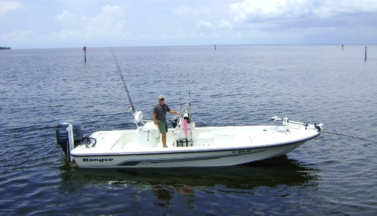 Inshore Fishing Charter With Captain Tony In Ruskin, Florida
