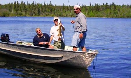 Fishing Charter in Churchill River