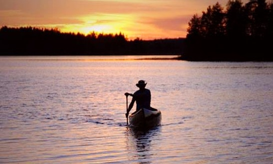 Canoe Rental & Courses In Yukon