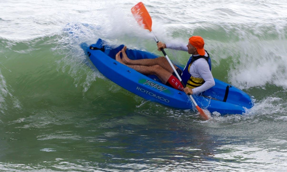 Kayak Rental in Málaga