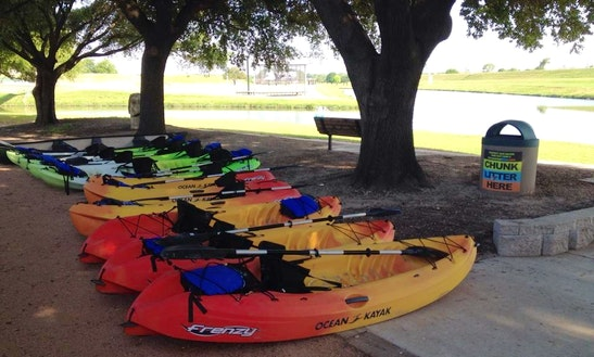 Kayak Rental In Fort Worth