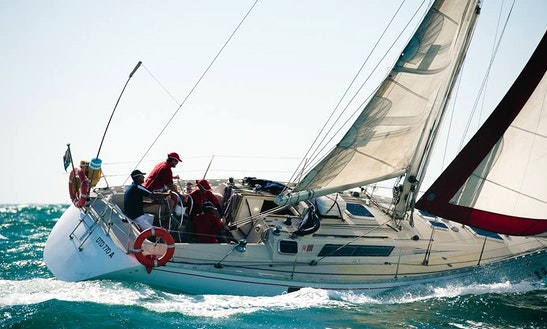 Charter On 38' Beneteau Sailing Yacht From South Africa