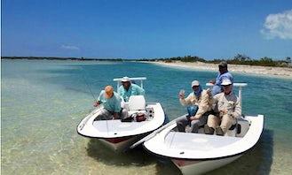 Bonefish Paradise Long Island Bahamas
