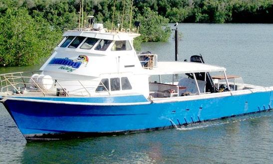 Passenger Boat Charter