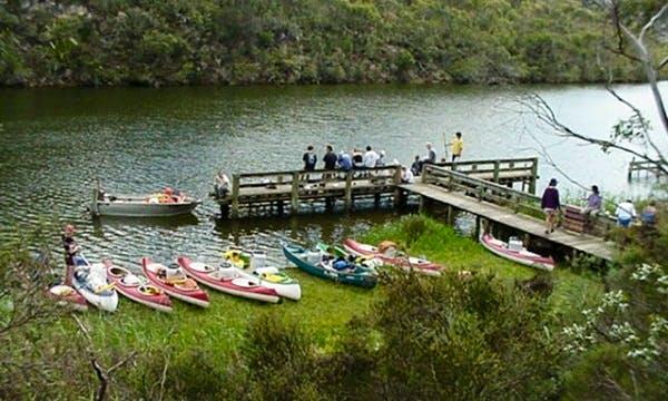 Hire Double Kayaks In Winnap
