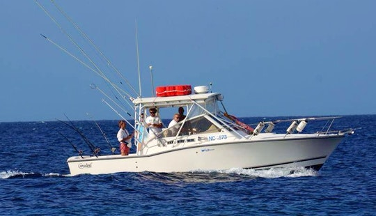 Big Game Fishing Charter In Willemstad