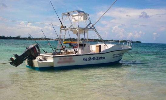 Deep drop fishing in montego bay jamaica getmyboat for Deep sea fishing jamaica