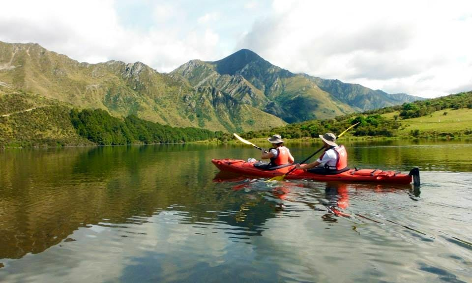 Full Day Kayak Excursions In Queenstown