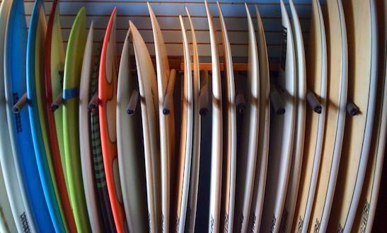 Surfboard Rentals In Kealakekua