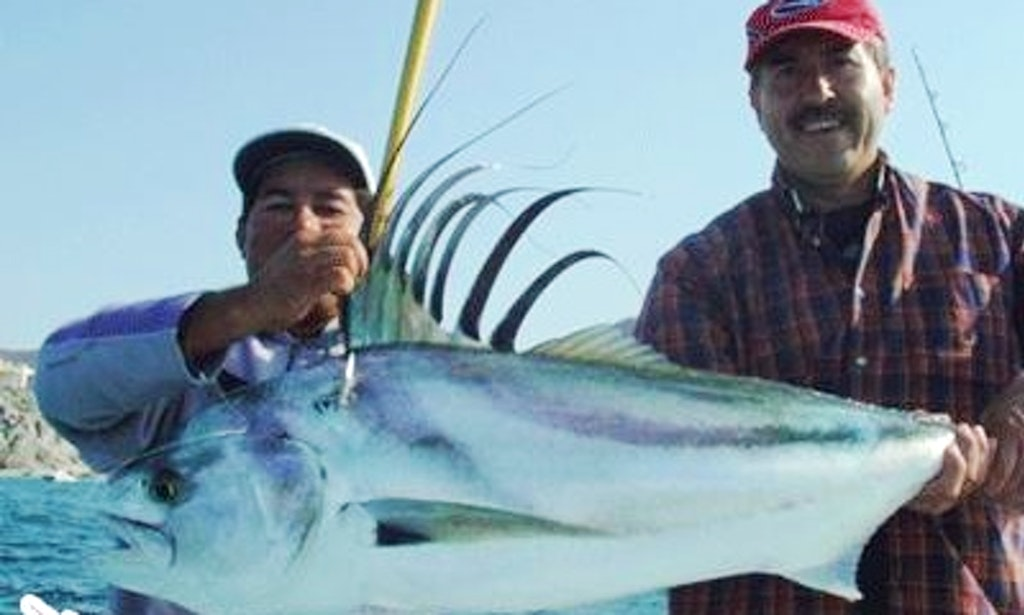 23' Super Panga Fishing Boat in Cabo San Lucas, Mexico ...