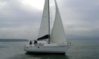 36' Sailing Yacht Charter In Leioa