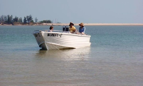 3-days Fishing Charter Trips In Pularumpi, Australia