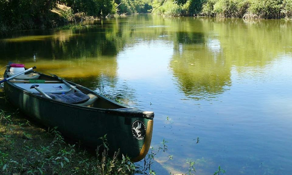 Canoe Rentals & Tours on the River Mira