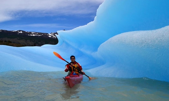 Boat & Kayak Tour In The Torres Del Paine National Park