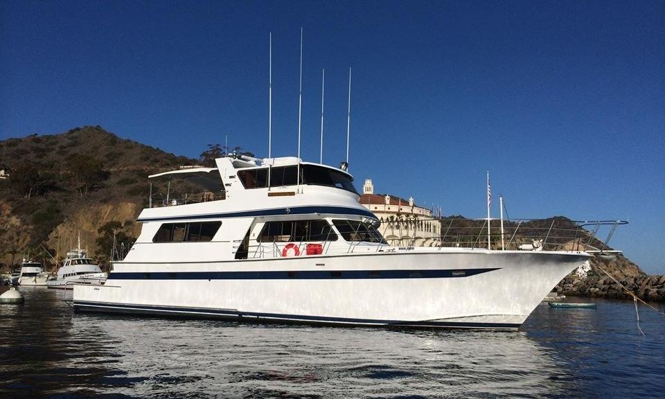 Paradiso Yacht Parties Fishing Charter In Newport Beach