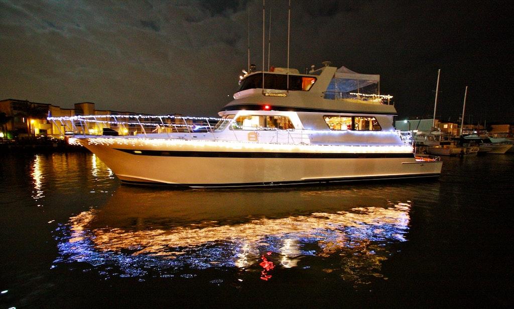 Paradiso Yacht Parties Fishing Charter In Newport Beach Getmyb