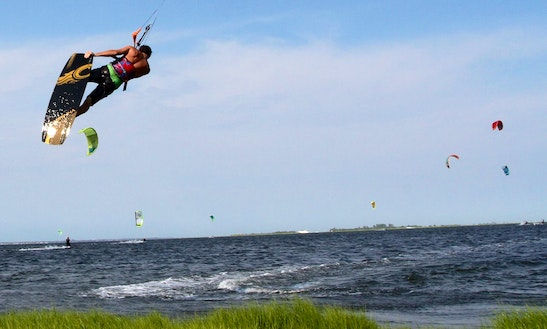 Kite Surfing Lessons In Amityville, Ny