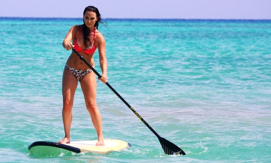 Sup Rental In Playa Del Carmen
