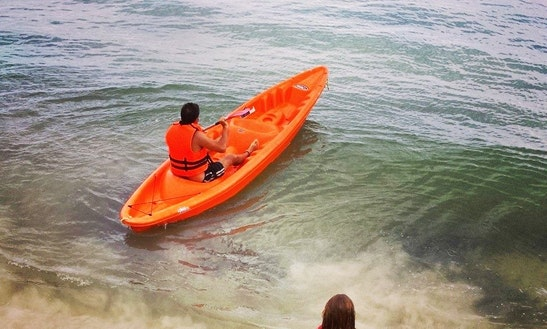 Kayak Rental In Playa Del Carmen