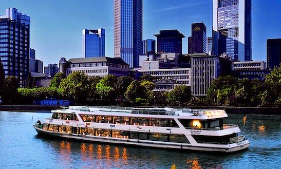 3 Deck Cruiser For Charter In Frankfurt, Germany