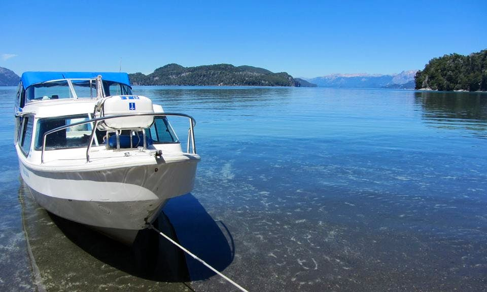 Excursion Boat In Argentina