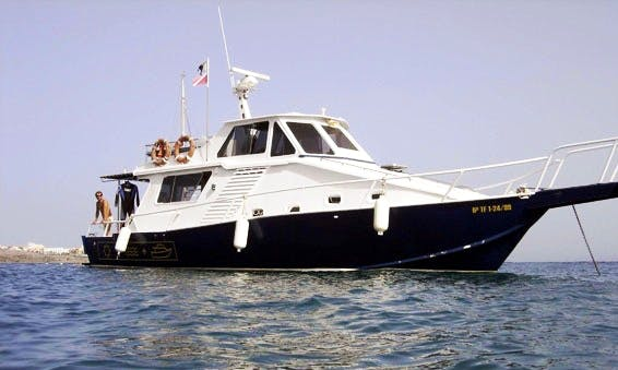 44' Aluminum Dive Boat In Las Palmas