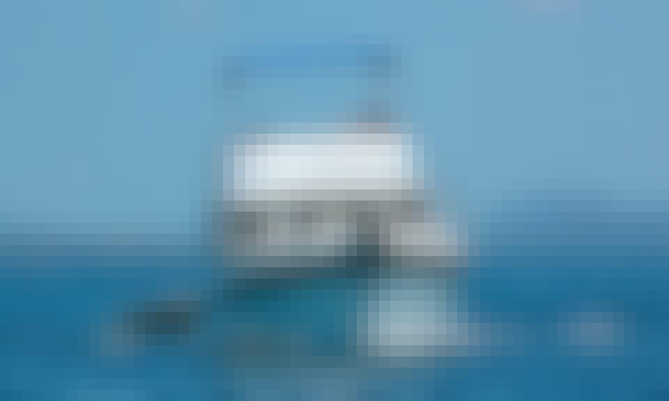 32' Sportfishing Yacht Charter In Rosslyn