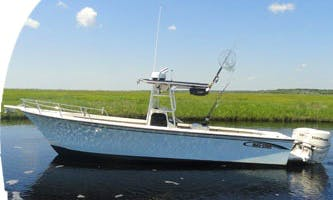 Enjoy Fishing On 27ft May-Craft Center Console In Stafford Township, New Jersey