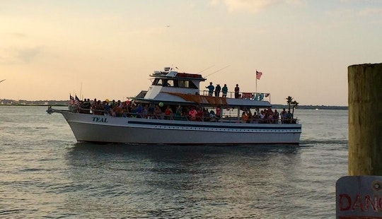 65' Head Boat In Margate City, New Jersey United States