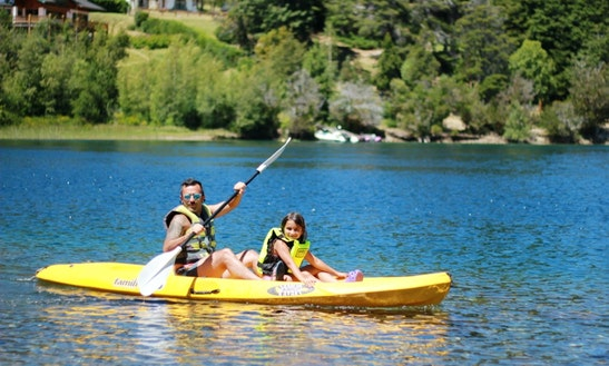 Kayak For Rent In San Carlos De Bariloche