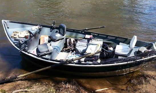 Smoker Craft Drift Boa For Fishing In Mexico, Ny
