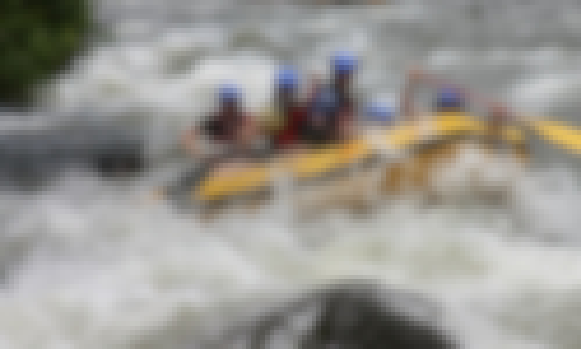 Rafting Adventures in Arenal Volcano National Park