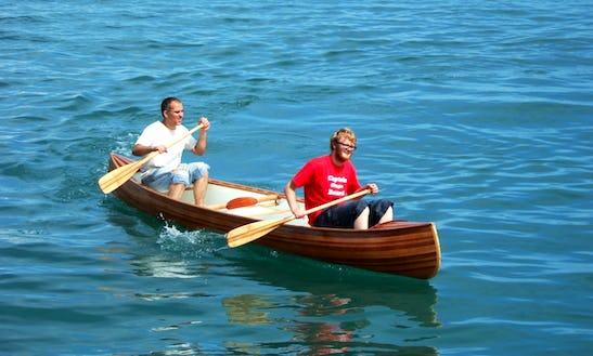 Canoe Rental In Michigan