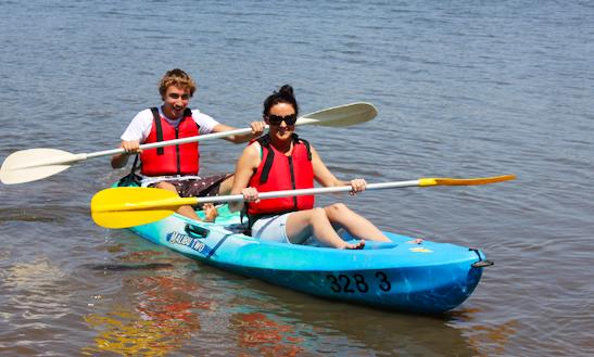 Kayak Rental In Michigan