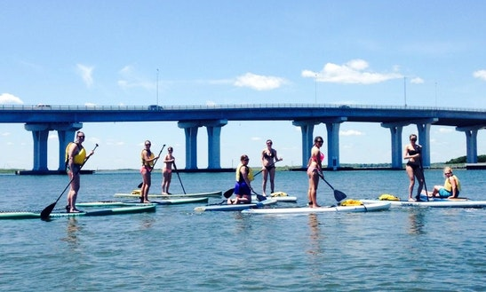 Stand Up Paddle Board Rentals, Tours & Lessons In Ocean City