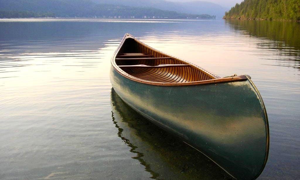 Canoe Rental In Gray Rapids