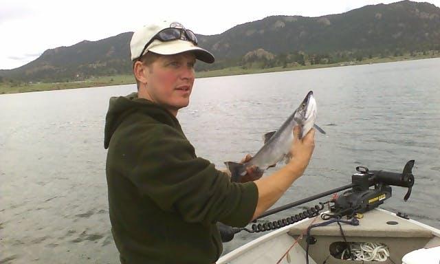 16' Bass Boat Charter in Colorado Springs, Colorado