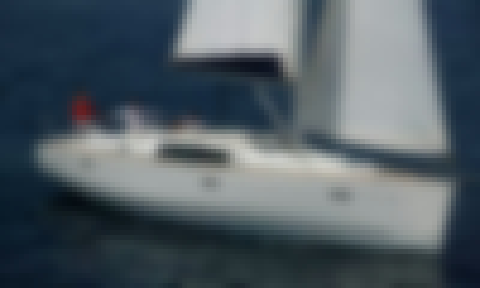''BENETEAU 434'' Luxurious Charter Cruising Monohull in Spain