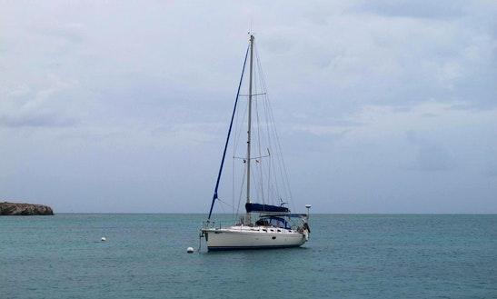 43' Cruising Monohull Dufour Gibsea 43 Charter In Noja, Spain