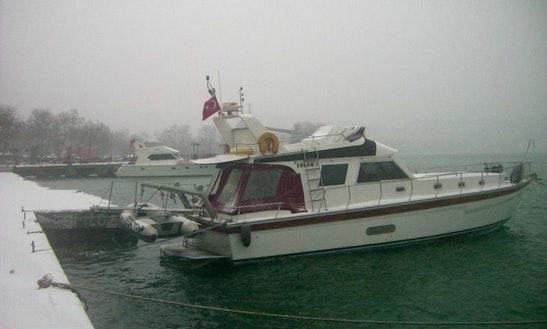 45' Motor Yacht Charter In Didim